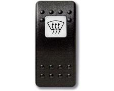 Mastervolt Waterproof switch (Button only) Windscreen heating
