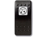 Mastervolt Waterproof switch (Button only) Mute