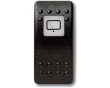 Mastervolt Waterproof switch (Button only) Rear windshield wiper