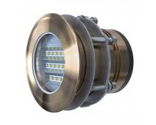 Explore 6 XFM, 9-32V DC, 100V-240V AC, valge ja sinine; paigaldusava 83mm