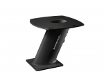 "Black APT-250-01 Aluminium PowerTower aft leaning 250mm / 10"" for radomes // NAVICO"