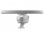 """APT6003 Aluminium PowerTower aft leaning 150mm / 6"""" for open array // NAVICO"""