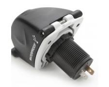 ROKK Charge Waterproof Dual USB Socket