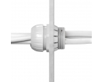 Through Bulkhead Seal -  up to 10 Cables