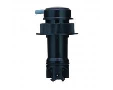 DST-810 Depth/Speed/Temp Sensor. Plastic thru-hull housing.