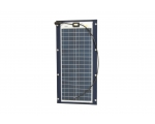 Päikesepaneel 668x333 mm, 12VTX 12039 38 Wp, navy blue, Tenax