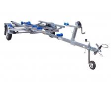 Tiki-Treiler BP750-L siinidega