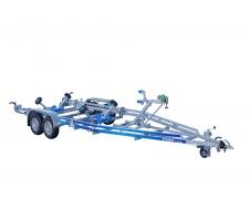 Tiki-Treiler BP2600-DRB (2600kg)