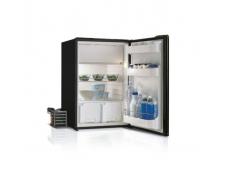 C130L Single door refrigerator - GREY -, 130L, 12/24Vdc, External