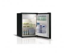 C39i Single door refrigerator - GREY -, 39L, 12/24Vdc, Internal