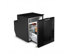 C51DW Drawer refrigerator - Freezer - GREY -, 51L, 12/24Vdc, Internal