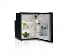 C51i Single door refrigerator - GREY -, 51L, 12/24Vdc, Internal