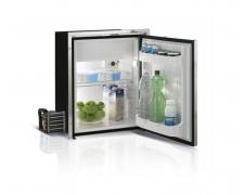 C75LAX OCX2 Single door refrigerator + holding plate, 75L, 12/24Vdc, External