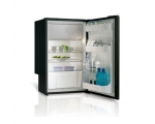 C85iA Single door refrigerator + holding plate - GREY -, 85L, 12/24Vdc, Internal