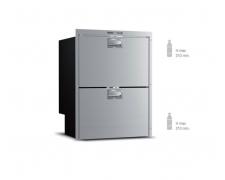 DW180 OCX2 RFX Double drawer refrigerator‐refrigerator, 144L, 12/24Vdc, Internal