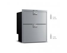 DW210 OCX2 BTX IM Double drawer freezer‐freezer with icemaker, 182L, 230Vac*, Internal