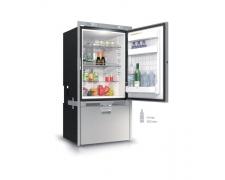DW250 OCX2 RFX Single door refrigerator + single drawer refrigerator, 157 + 75L, 12/24Vdc, Internal