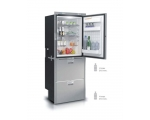 DW360 OCX2 DTX IM Single door refrigerator + double drawer freezer‐refrigerator with icemaker, 157 + 144L, 230Vac*, Internal