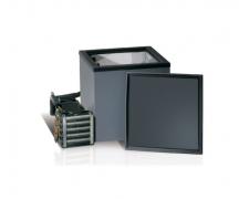 TL37LA Top loading refrigerator + holding plate, 37L, 12/24Vdc, External
