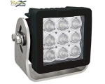 BLACK TIPS MARITIME BLACK HOUSING 9 LED 63W 40 DEGREE; 11-65 V