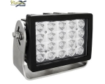 BLACK TIPS MARITIME BLACK HOUSING 20 LED 140W 40 DEGREE; 11-65 V