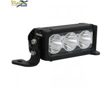 "6"" XPR 10W LIGHT BAR 3 LED SPOT OPTICS FOR XTREME DISTANCE; 9-32V DC"