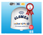 weBBoat 4G Plus - DUAL SIM - 4G/3G/LTE AND WI-FI COASTAL INTERNET ANTENNA