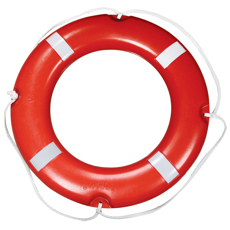 LIFEBUOYS AND RAFTS
