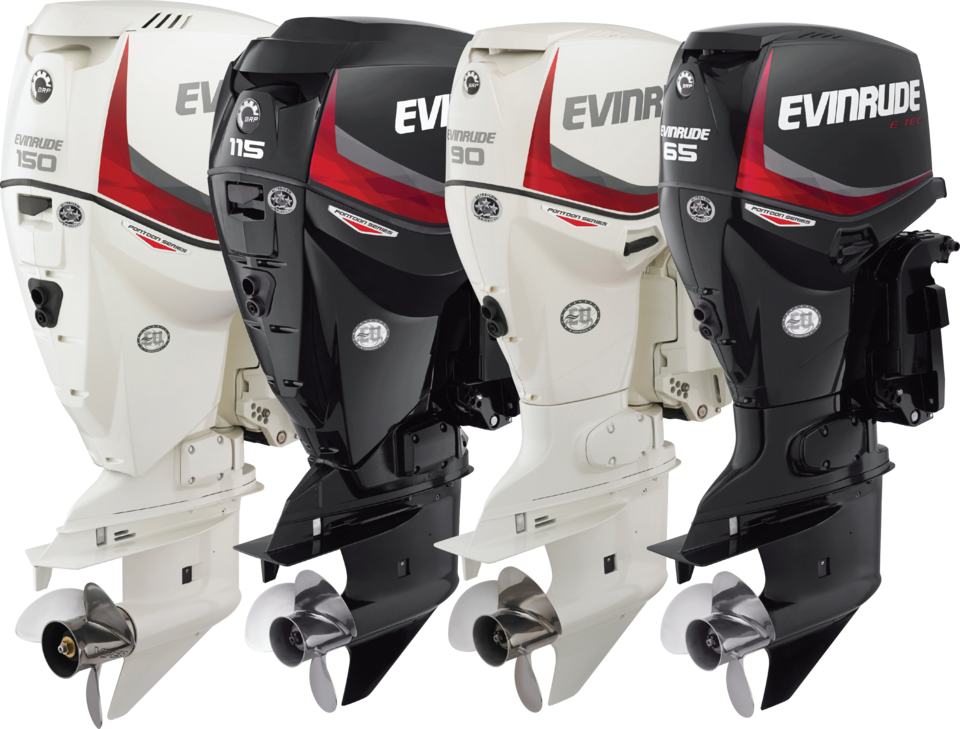 EVINRUDE E-TEC 25-150HP