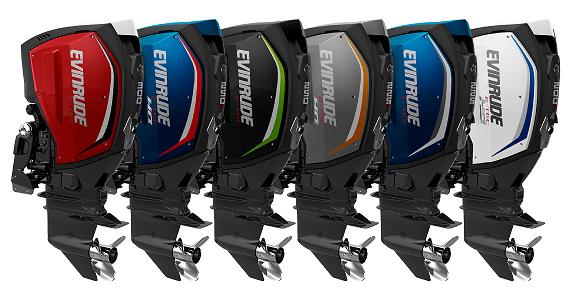 EVINRUDE E-TEC G2 150-300HP