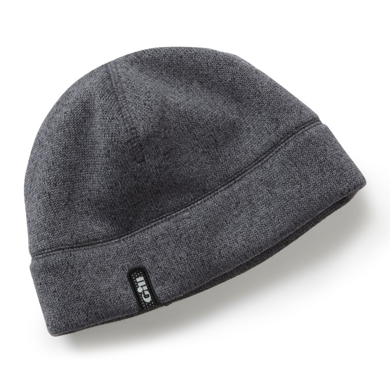 Knit Fleece Hat - Ash 1SIZE