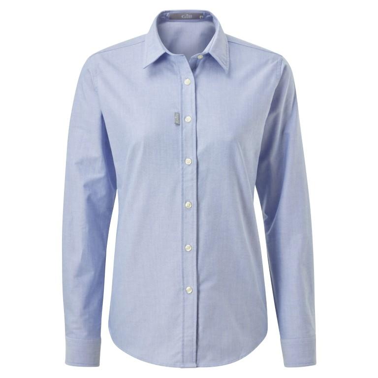 Women's L/S Oxford Shirt