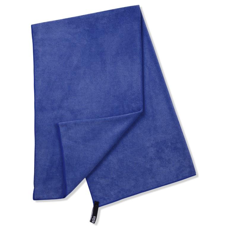Microfiber Towel - Blue 1SIZE