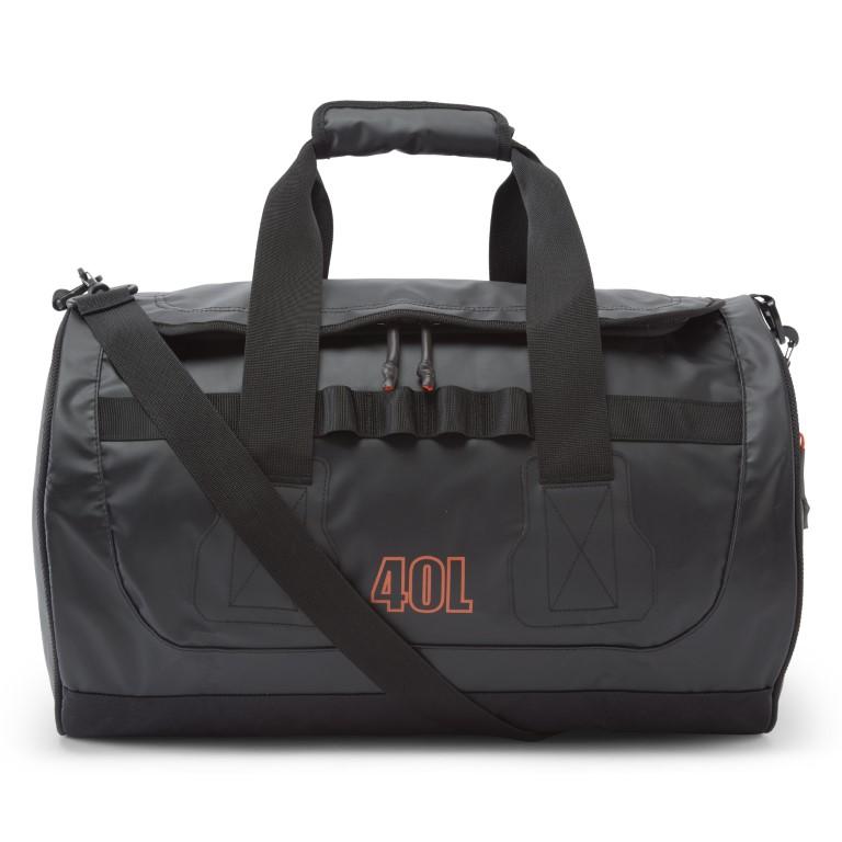 Tarp Barrel Bag 40L - Black 1SIZE