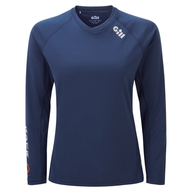 Race Long Sleeve Tee Women's