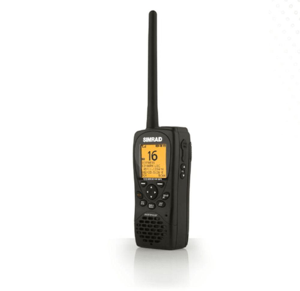 VHF STACIONĀRĀS & ROKAS
